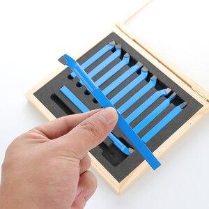 Image 2 - Токарный инструмент 8 мм для мини токарного станка, 11 шт.