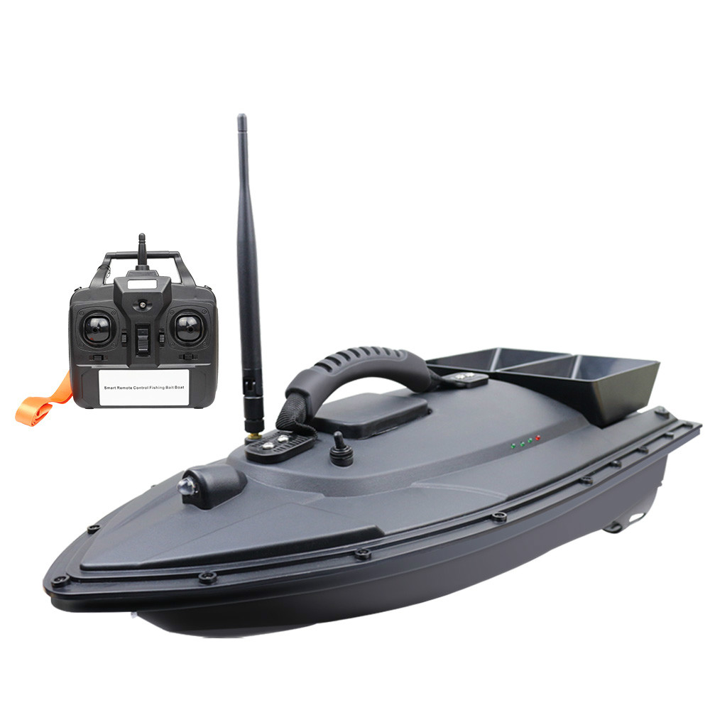 Fish Finder RC Boat X6 Loading 500m Radio-controlled Remote Control Fishing Bait Boat Model Toy RC Boats Toys for Boys Men Gift image