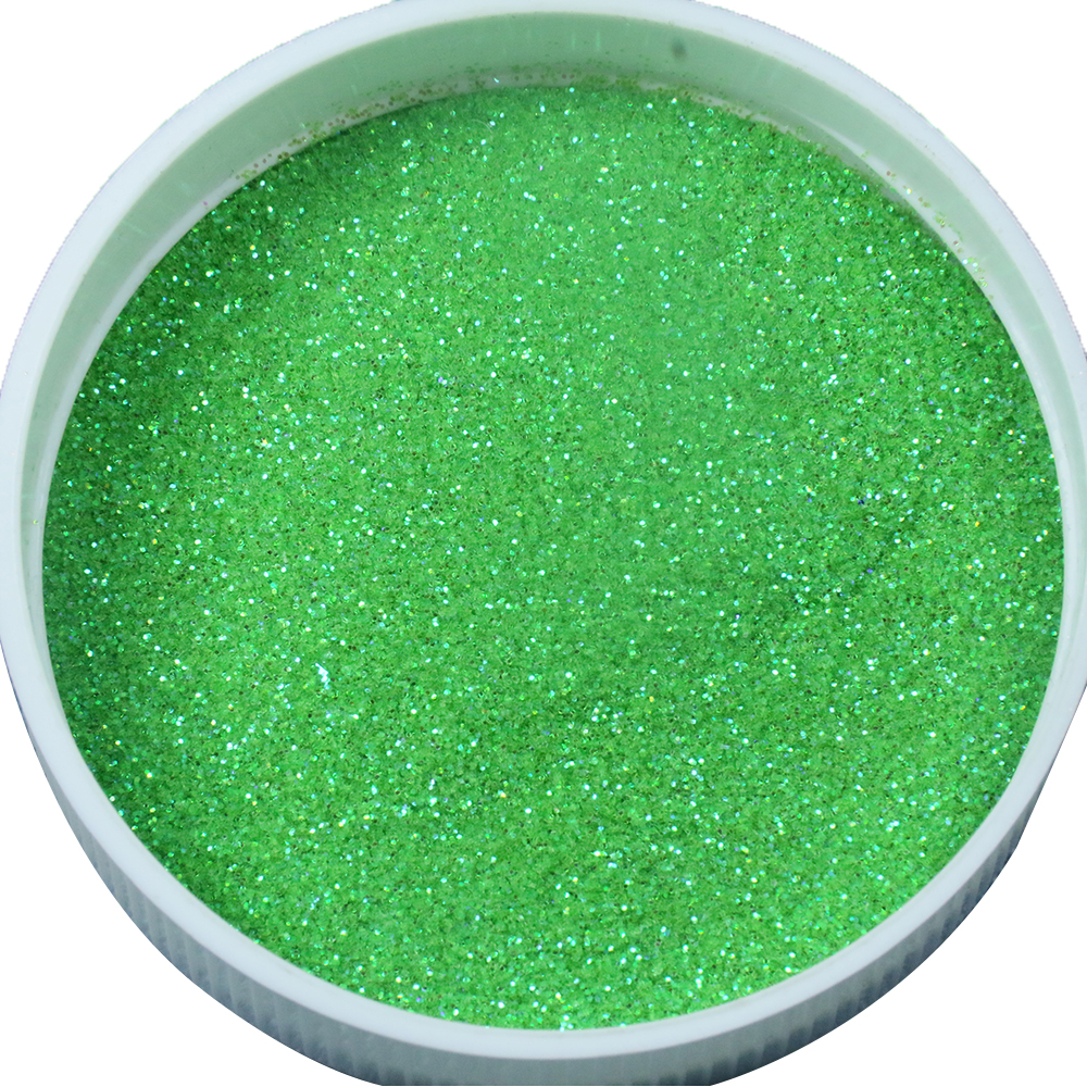 50g Apple Green Glitter Powder Pigment Coating Acrylic Paint Powder For Paint Nail Decoration Car Art Crafts Mica Powder Pigment