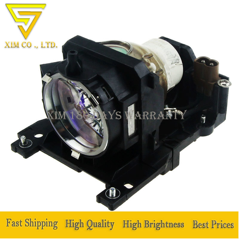 DT00911 Projector Lamp for HITACHI CP-WX400 CP-WX410 CP-X201 CP-X206 CP-X301 CP-X306 CP-X401 CP-X450 CP-X467 CP-ED-X31 CP-X33