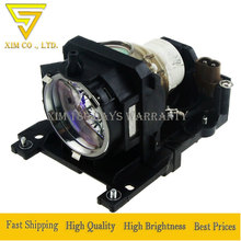 цены DT00911 Projector Lamp for HITACHI CP-WX400 CP-WX410 CP-X201 CP-X206 CP-X301 CP-X306 CP-X401 CP-X450 CP-X467 CP-ED-X31 CP-X33