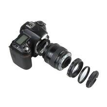 Макрообъектив камеры Обратный адаптер защита комплект для nikon