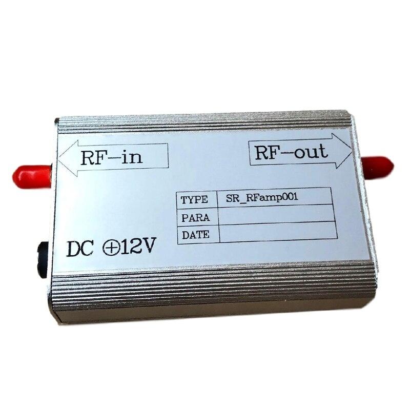 EMC EMI Low Noise RF Amplifier 30DB 8KHz-3GHz RFamp001 Gain Amplifier