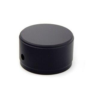 Image 5 - HIFI 오디오 앰프 알루미늄 볼륨 손잡이 1pcs 직경 38mm 높이 22mm 증폭기 전위차계 손잡이