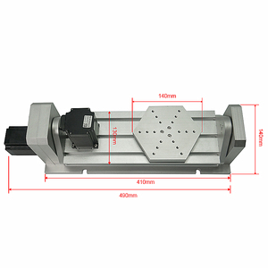 Image 3 - CNC 4th 5th Axis Rotary Axis For CNC Router A Axis Plate Type With Nema23 Stepper Motor Woodworking CNC Miling Engraving Machine