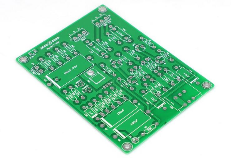 American happiness gold sealed <font><b>tube</b></font> <font><b>preamplifier</b></font> - X29F PCB image