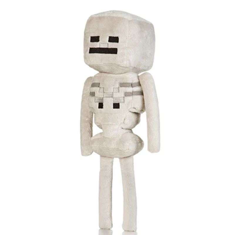 Image 3 - Game Sandbox Creature Zombie Doll Creeper Spider Sheep Slime Skeleton Ghast Enderman Chicken Snow Golem Squid Stuffed Plush Toy-in Movies & TV from Toys & Hobbies