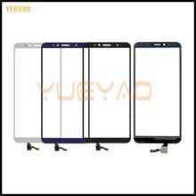 Y6 2018 Touch Screen Für Huawei Y6 Prime 2018 Touchscreen Digitizer Sensor Äußeren Glas Objektiv Panel 5.7 ''Ersatz