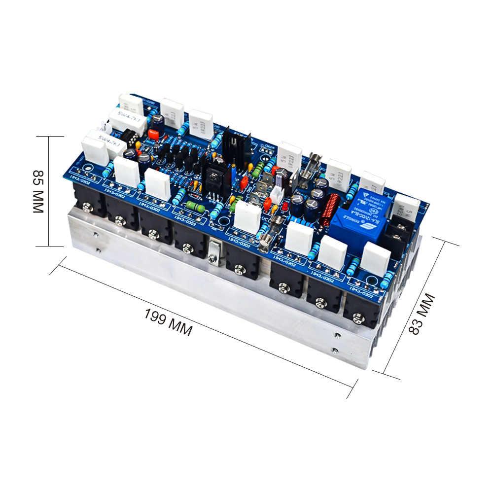 AIYIMA 1000W כוח מגבר לוח 5200 1943 מונו גבוהה כוח קול Amplificador מקצועי שלב Amp רמקול מגבר DIY