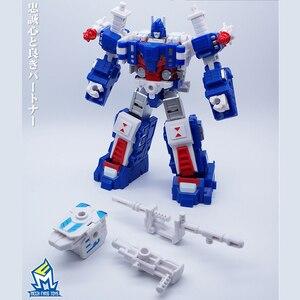Image 2 - التحول G1 الترا ماغنوس قائد MFT MF 08 MF08 جيب الحرب كو عمل الشكل روبوت بوي جمع اللعب