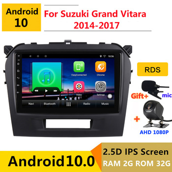 Android 10 Car DVD Multimedia Player GPS For Suzuki Swift 2005 2006 2007 2008 2009 2010 audio auto radio stereo navigation image
