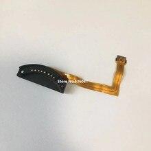 Peças de reparo lente do corpo contatos cabo flexível para canon eos 800d rebel t7i beijo x9i