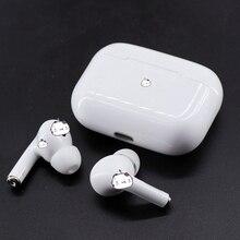 Новинка 1:1, оригинальные наушники Air 3 Pro ecouteur sans fil, bluetooth 5,0, наушники Airpoding, аудио наушники Pro для Apple iPhone, Android