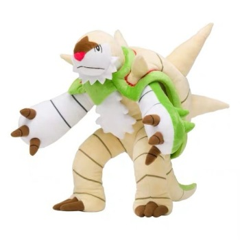 2020 Chesnaught Quilladin Chespin plush doll large size Cartoon Elf Stuffed toys Collection gifts image
