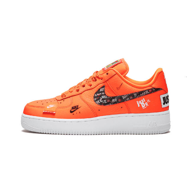 US $77.61 61% OFF|Nike Air Force 1 '07 Just Do It AF1 New Arrival Breathable Men Skateboarding Shoes Low Comfortable Sneakers Men #AR7719 100 in