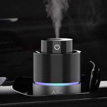Luchtbevochtiger 200Ml Leuke Mini Ultra Stille Usb Aroma Essentiële Kamer Auto Led Night Lamp Luchtreiniger Mist maker Lucht Frisser