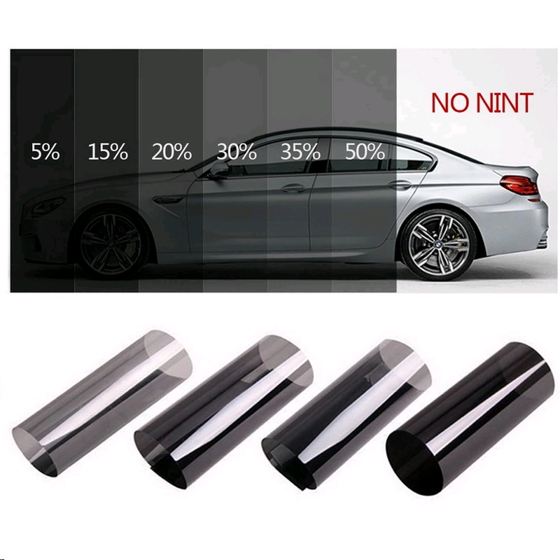 3M 1/% 5/% 15/% 25/% 35/% 50/% VLT Automotive Car Window Tint Film Roll Size Black