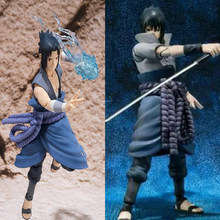 15cm anime naruto uchiha sasuke articulado coleção figura de ação brinquedos