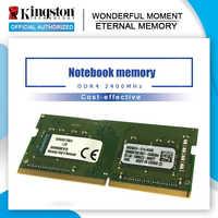 Kingston KVR24S17D8/8-SP 8GB portátil de memoria RAM SODIMM DDR4, 2400Mhz, 1,2 V 4GB 16GB de memoria para notebook