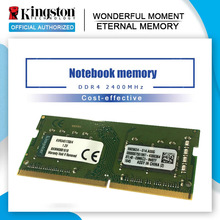 Laptop-Ram Notebook Sodimm Ddr4 2400mhz Kingston Memory 16GB for 4GB 8GB KVR24S17D8/8-SP