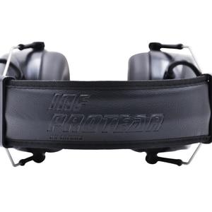 Image 5 - Lithium batterie Bluetooth Elektronische Schießen gehörschutz Gehörschutz FM/AM Radio Ohr Verteidiger Taktische Schutz