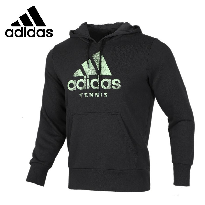 Original New Arrival  Adidas  Cat Hoodie Men's Pullover Hoodies Sportswear