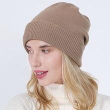 2021 теплые шапочки шляпы весна осень для женщин зимние брендовые