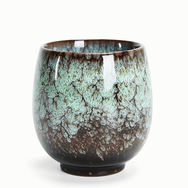 Tazza da Tè in Ceramica dipinta a mano 6