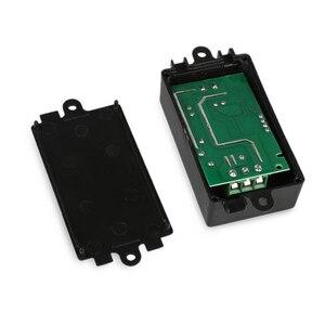 Image 4 - Реле Rubrum 433 МГц, универсальный беспроводной пульт дистанционного управления AC 110 В 220 В, 1 канальный модуль релейного приемника и 433 МГц, 2 кнопочный пульт дистанционного управления