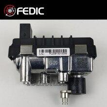 Turbo actuador electrónico válvula de descarga G 20 767649 6NW009550 GTB2260VK 776470 para Audi A6 Q7 3,0 TDI de 176 Kw CDYA CDYC CASA