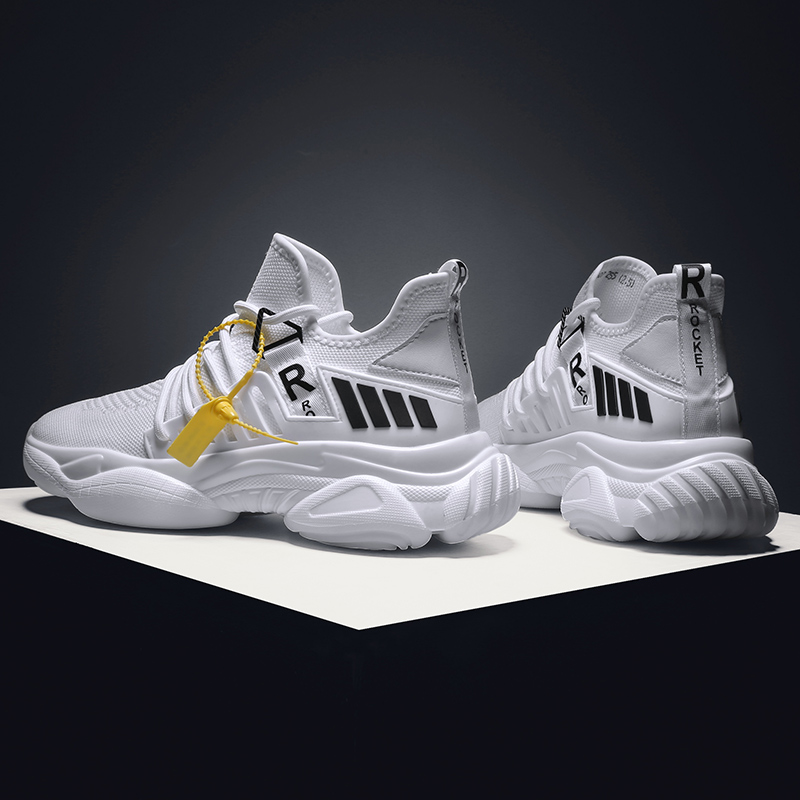 Leader Show Running Shoes For Men Large Size  Air Mesh Light Man Sneaker Trend Run Shoes Zapatos Hombre Men Sports Shoes Outdoor