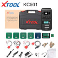XTOOL Car Key & chip programmer KC501 Works With X100 PAD3/A80 Support Read and Write MCU/EEPROM chips For Benz Infrared keys