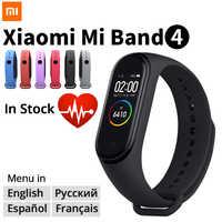 In Stock Original Xiaomi Mi Band 4 Smart Miband 4 0.95