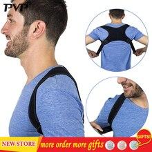 New Posture Corrector Back Support Belt Shoulder Bandage Corset Orthopedic Spine Pain Relief