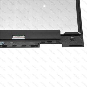 Image 5 - FHD LED 液晶ディスプレイ Assambly タッチスクリーンデジタイザ + ベゼル Hp 羨望 X360 15 bq051sa 15 bq003au 15 bq150na 15 bq051nr