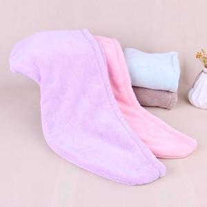 Image 5 - GIANTEX женские полотенца ванная комната полотенце из микрофибры полотенце для волос банные полотенца для взрослых toallas servitte de bain recznik handdoeken