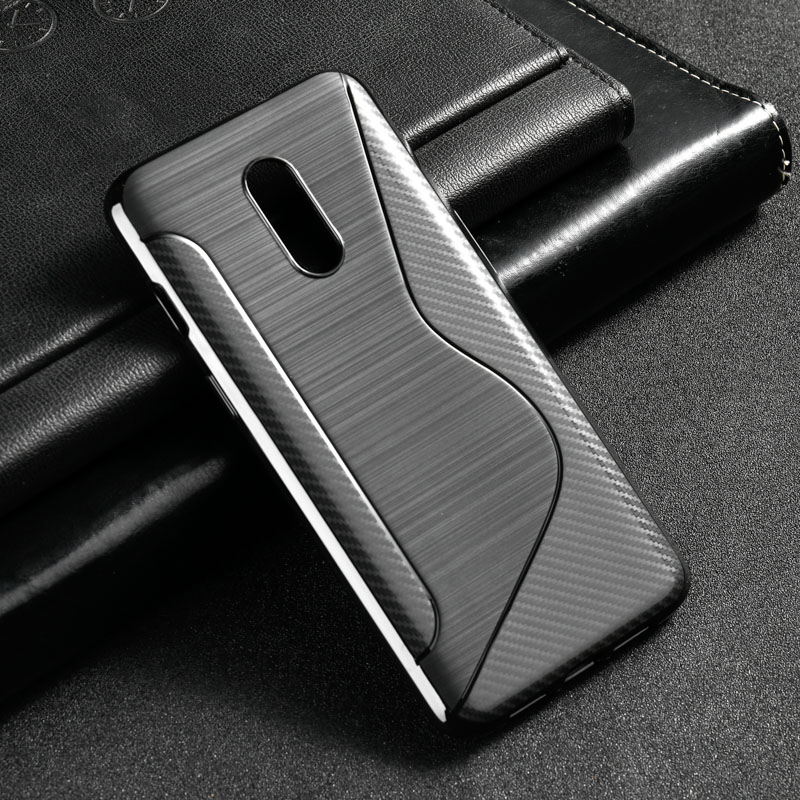 Soft TPU <font><b>Case</b></font> For <font><b>OnePlus</b></font> 7 Pro <font><b>6T</b></font> <font><b>Case</b></font> 5T Silicone Cover For Asus Zenfone 5 Lite ZC600KL 5z ZS620KL ZE620KL Covers <font><b>Bumper</b></font> image