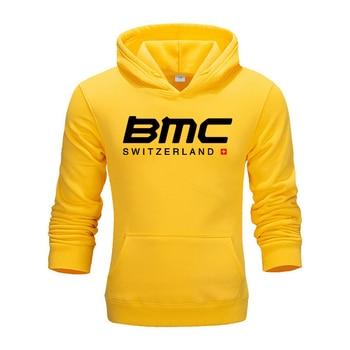 2020 BMC Switzerland Bike Cycling Hoodie  1