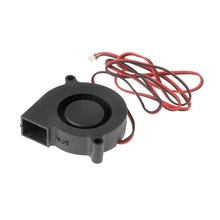 DC 12V 0.06A 5015 50x15mm Projector Blower Centrifugal Brushless Cooling Fan цена и фото