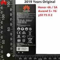 Batterie de téléphone de remplacement Hua Wei HB4342A1RBC pour Huawei y5II Y5 II 2 Ascend 5 + Y6 honour 4A SCL-TL00 honour 5A LYO-L21 2200mAh