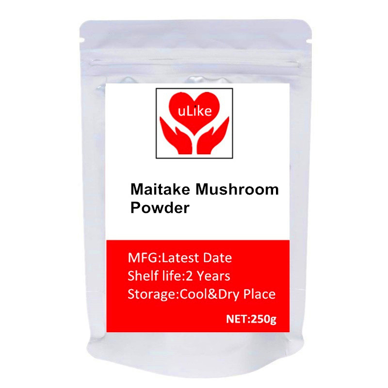 Organic Maitake Mushroom Powder - Superfood | Natural image
