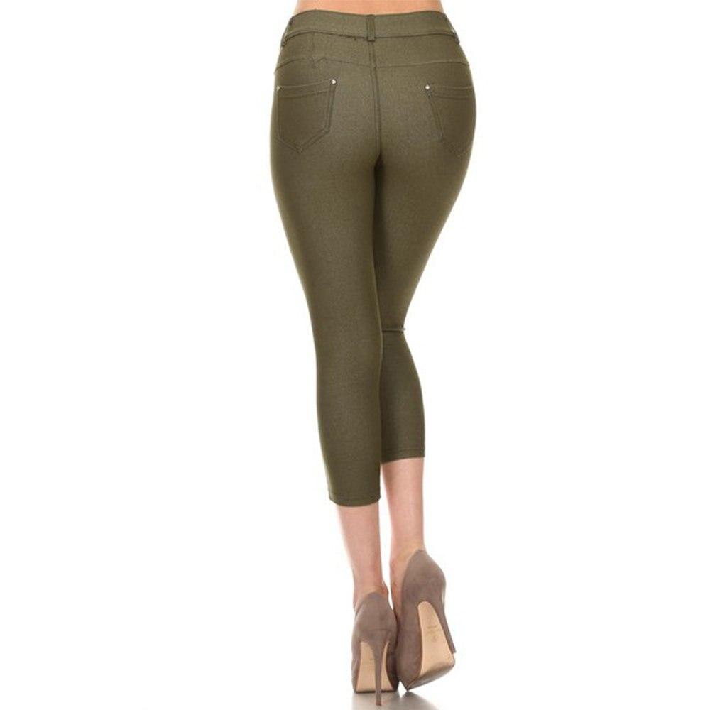 15 Pieces  Women Girls Solid Soft  Stretch Pants Capri  CoolMax  Bamboo Fiber  Silk