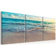 Настенная Картина на холсте с изображением пляжа в Пунте Канада