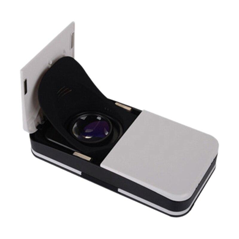 Складные VR очки, портативные 3D очки виртуальной реальности, цифровой смартфон VR шлем