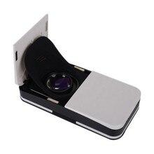 Óculos de dobramento de vr, vidros portáteis da realidade virtual 3d, capacete de vr do smartphone de digitas