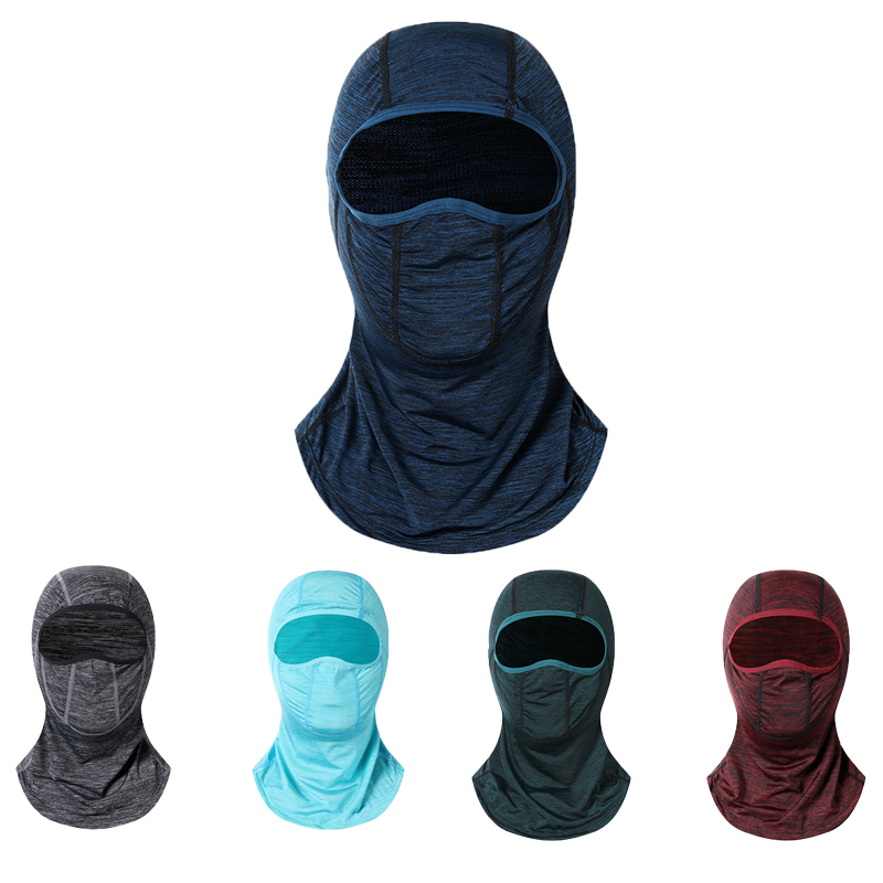 Running Face Mask Riding Protector Anti sweat Scarf Neck Warmer Breathable