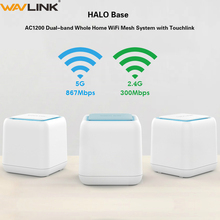 Original AC1200 Wireless WIFI Router Gigabit Whole Home Wi-Fi Mesh Smart System Dual Band 2.4G/5Ghz wifi Repeater 1200mbps