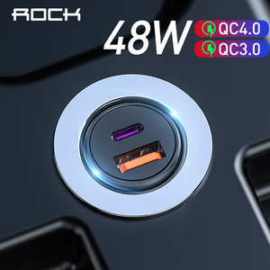 ROCK Quick Charge 4.0 48W QC P