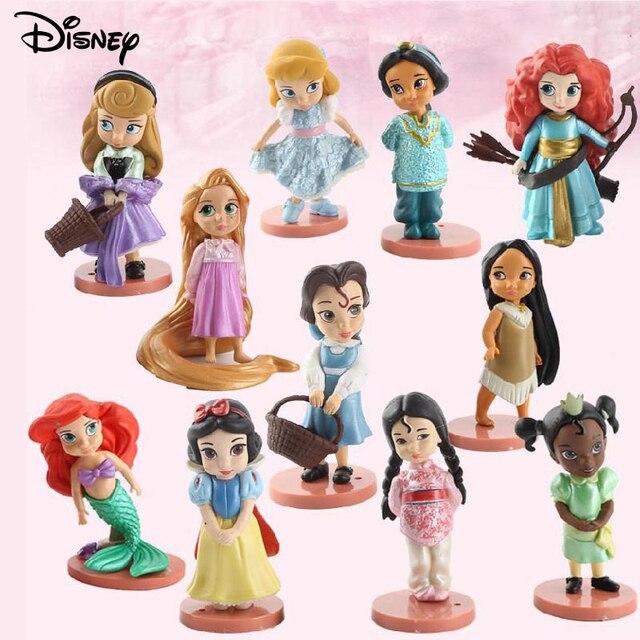 Vanity Mirror Little Mermaid Micro Playset Disney Store Princess Doll Animator