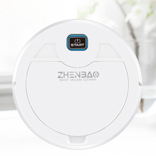 Intelligent Robot Vacuum Cleaner USB Charging Household Wireless Sweeping Robot Dust Hair Cleaning Vacuum Cleaner